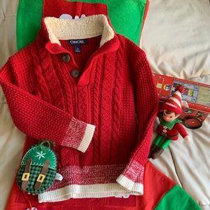 Christmas Cherokee Holiday Sweater